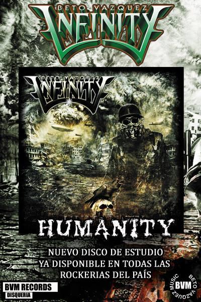Beto Vazquez Infinity | HUMANITY